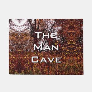 Herbst-Tarnung die Mann-Höhle Türmatte