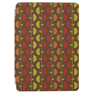 Herbst-Thema-Muster iPad Air Cover