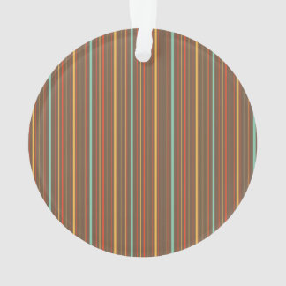 Herbst-Thema-Muster Ornament