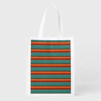 Herbst-Thema-Muster Wiederverwendbare Einkaufstasche