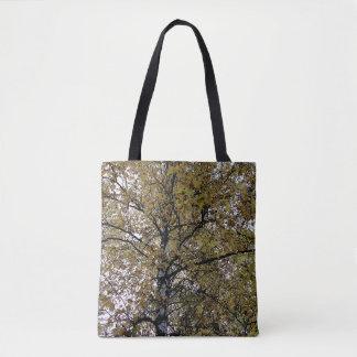 Herbst-Überdachung Tasche