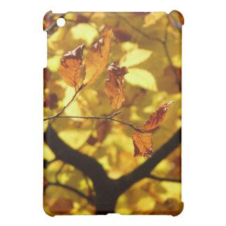 Herbst verlässt Foto zu drucken iPad Mini Hülle