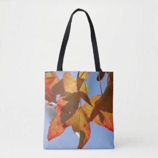 Herbst verlässt I Tasche
