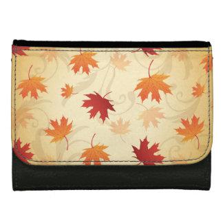 Herbst verlässt Muster