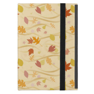 Herbst-Wind-Hintergrund iPad Mini Hüllen