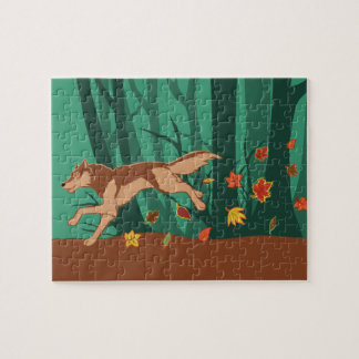 Herbst-Wolf Puzzle