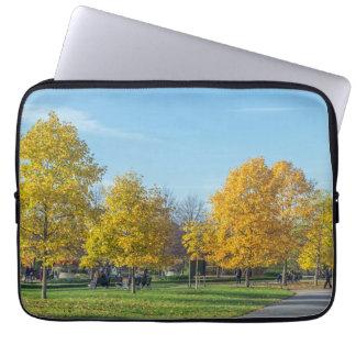 Herbstbaum-Laptophülse Laptop Sleeve