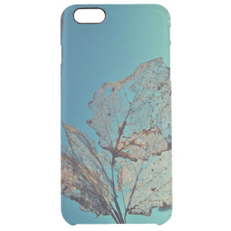 Herbstblatt Durchsichtige iPhone 6 Plus Hülle