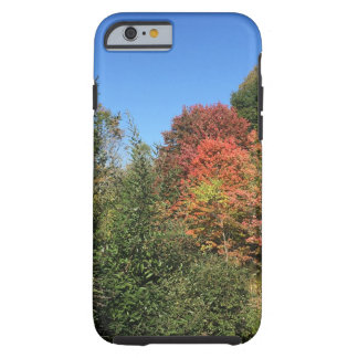 Herbstfarben im Maine-Telefon-Fall - Tough iPhone 6 Hülle
