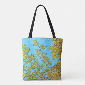 Herbstfarben-Taschen-Tasche Tasche