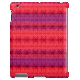 HerbstfarbenGrungestreifenmuster iPad Fall