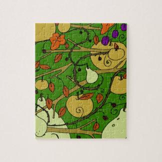 Herbstfrüchte Puzzle