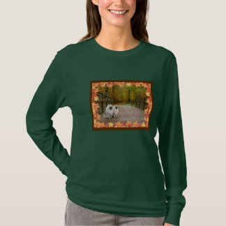 HerbstKeeshond 7 T-Shirt
