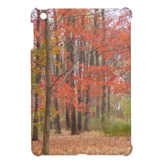 Herbstlaub iPad Mini Hülle