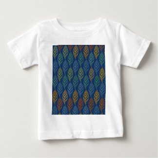 Herbstmuster a baby t-shirt