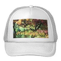 Herbstspuren Mütze