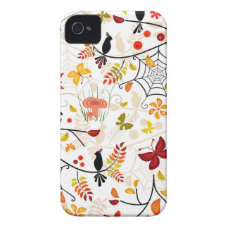 Herbstvögel iPhone 4 Hüllen