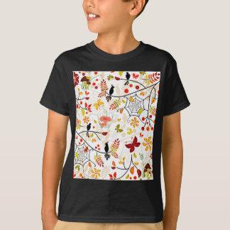 Herbstvögel T-Shirt