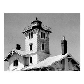 Hereford Einlass-Leuchtturm Postkarte