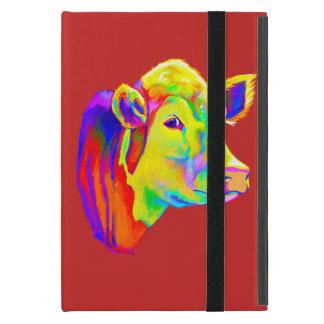 Hereford Kuh in den Farben Etui Fürs iPad Mini