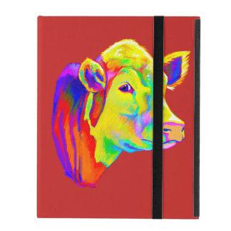 Hereford Kuh in den Farben Schutzhülle Fürs iPad