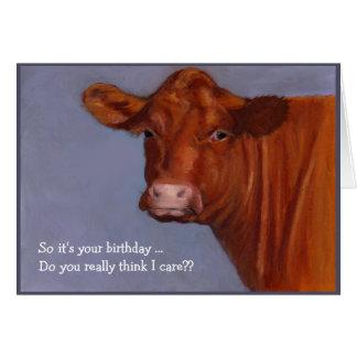 Hereford Rindfleisch-Kuh: Interessiere ich mich Karte
