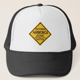 Hereinkommende Harmonika-Zone Truckerkappe