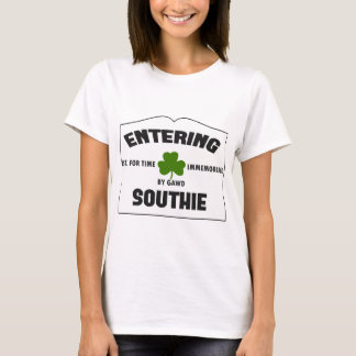 Hereinkommendes Southie T-Shirt