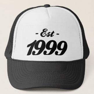 hergestellt 1999 - Geburtstag Truckerkappe