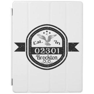Hergestellt in 02301 Brockton iPad Hülle