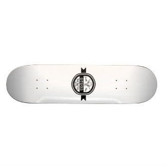 Hergestellt in 07093 Westnew york 19,1 Cm Old School Skateboard Deck
