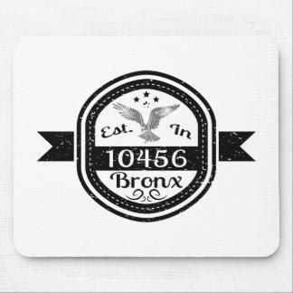 Hergestellt in 10456 Bronx Mousepad
