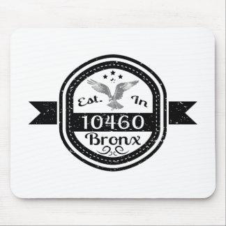 Hergestellt in 10460 Bronx Mousepad