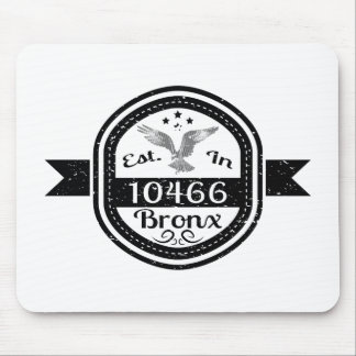 Hergestellt in 10466 Bronx Mauspads