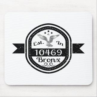 Hergestellt in 10469 Bronx Mousepad