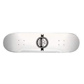 Hergestellt in 11219 Brooklyn 20,6 Cm Skateboard Deck