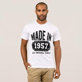 Hergestellter im Jahre 1957 T - Shirt