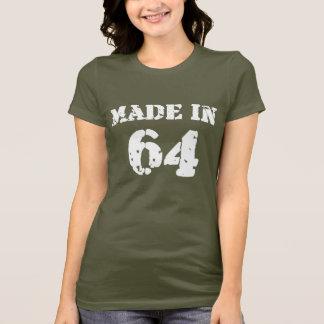 Hergestelltes im Jahre 1964 Shirt
