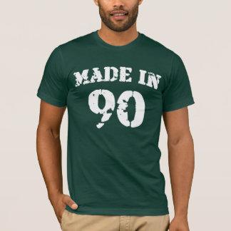 Hergestelltes im Jahre 1990 Shirt