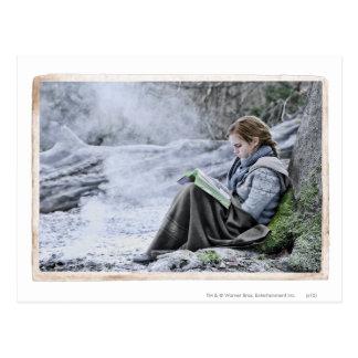 Hermione 13 postkarte