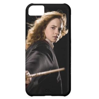 Hermione Granger bereit zur Aktion iPhone 5C Hülle