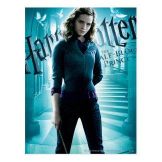 Hermione Granger Postkarte