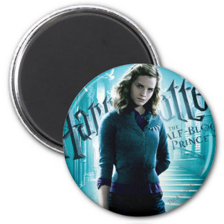 Hermione Granger Runder Magnet 5,1 Cm