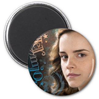 Hermione Granger Runder Magnet 5,7 Cm