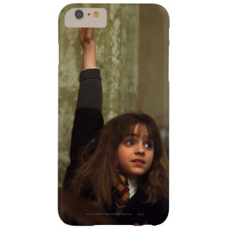 Hermione hebt ihre Hand an Barely There iPhone 6 Plus Hülle