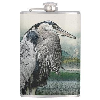 Heron See Flachmann