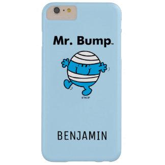 Herr Bump Herr-Men | ist ein Clutz Barely There iPhone 6 Plus Hülle
