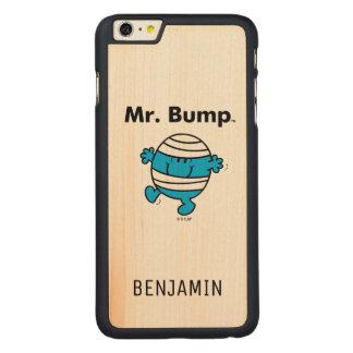 Herr Bump Herr-Men | ist ein Clutz Carved® Maple iPhone 6 Plus Hülle