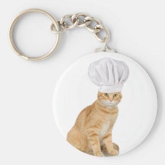 Herr Cat Chef To You Schlüsselbänder