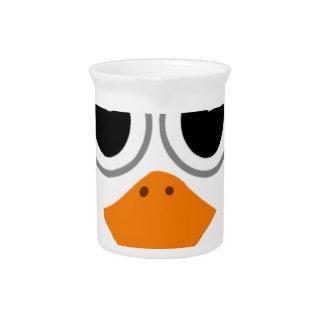 Herr Chickenz Merchandise Krug